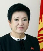 Молдобекова Гулкан Сакиновна