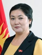 Мусабекова Жылдыз Аманбековна