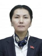Салянова Аида Женишбековна