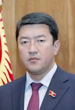 Алимбеков Нурбек Каарыевич