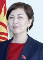 Мавлянова Махабат Эргешовна
