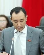 Исаков  Музаффар Ахматходжаевич