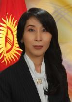 Исмаилова Аида Жекшенбаевна