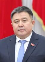 Эргешов Алмазбек Манасбекович