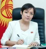 Касымалиева  Аида Камчыбековна