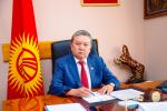 Акматов Алмазбек Жумабекович