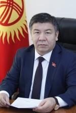Шыкмаматов Алмамбет Насырканович