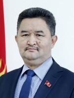 Баатырбеков  Алмазбек Баатырбекович