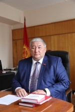 Сабиров Максат Эсенович