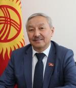 Турусбеков Бактыбек Сагындыкович